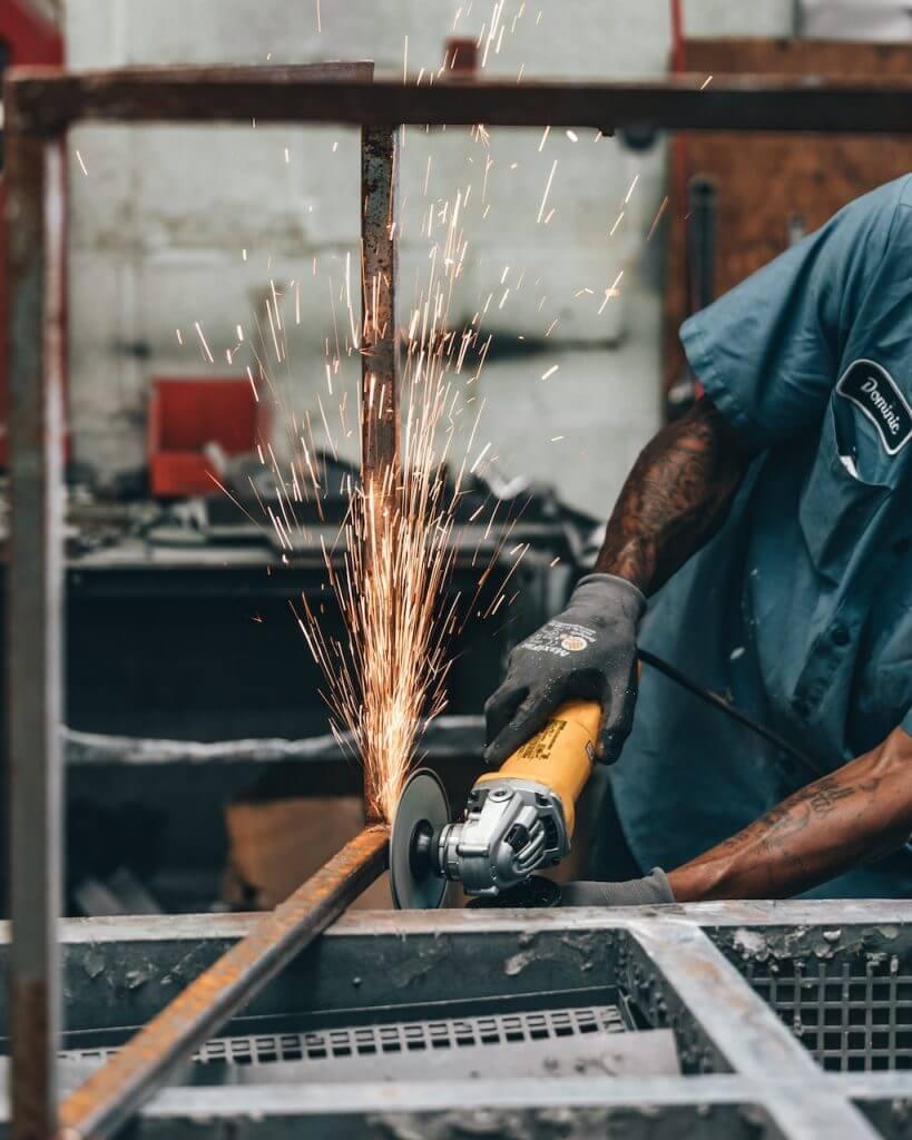 Welders need a tradie website