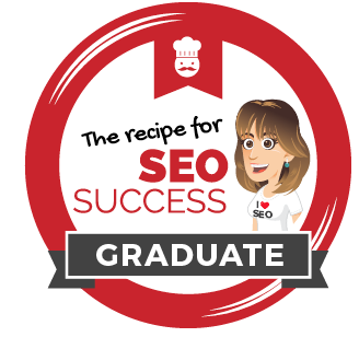 The recipe for SEO success graduate