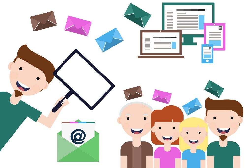 email marketing builds trust